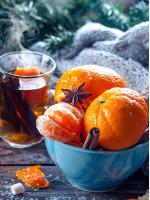 Новогодний розыгрыш! 10 кг мандаринов!!